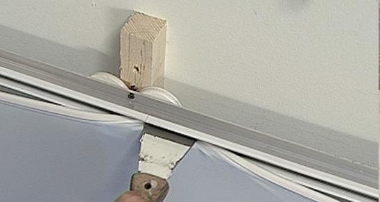 Инструкция по монтажу потолка