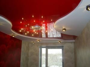 Натяжные потолки Звенигородская