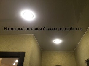 Натяжные потолки Салова57-6