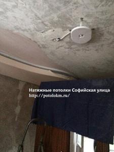 Натяжные потолки Софийская улица-3