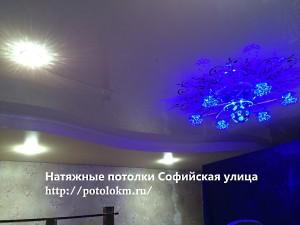 Натяжные потолки Софийская улица9-45-2