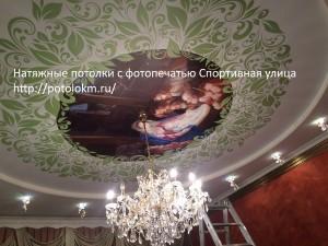 Создание сайтов в Санкт-Петербурге натяжные потолки