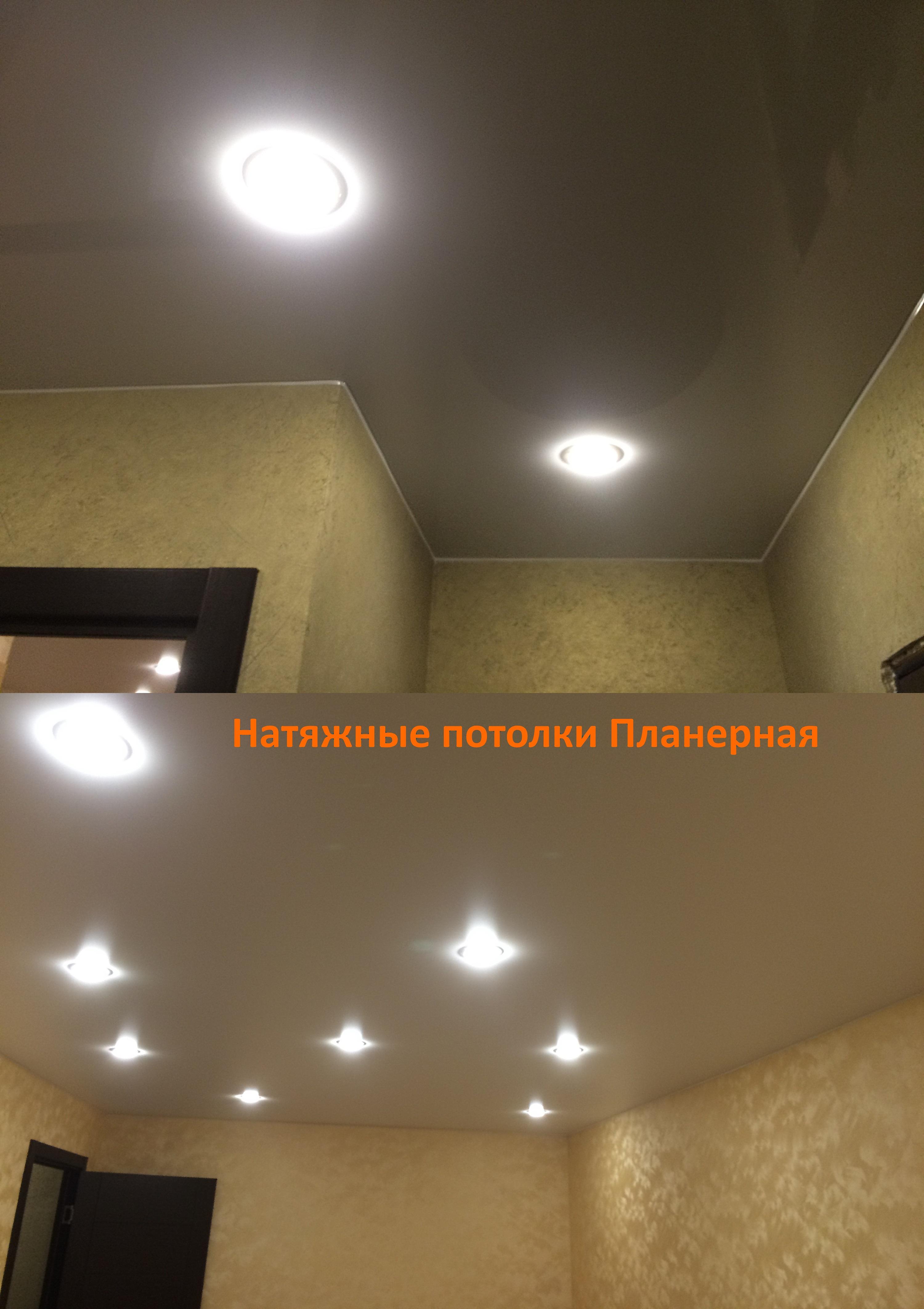 Натяжной потолок цена за м2 с работой в СПб недорого