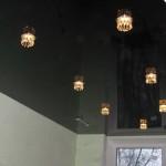 Лаковые натяжные потолки