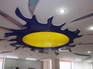 Натяжной или подвесной потолок?