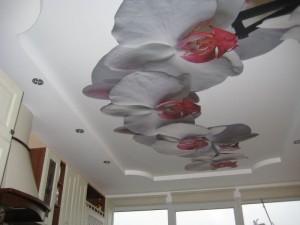 Как выбрать натяжные потолки?