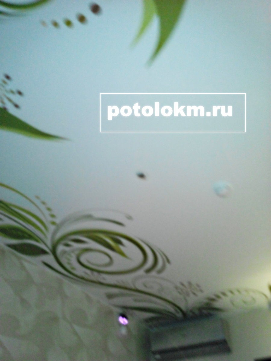 Натяжные потолки в Санкт-Петербурге