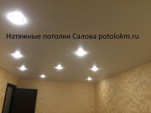 Натяжные потолки Салова57-2