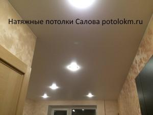 Натяжные потолки Салова57-9