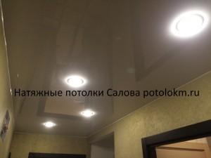 Натяжные потолки Салова7-4