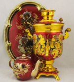 Купить самовар для подарка или организации традиционного чаепития